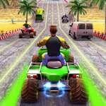 ATV Quad Bike Traffic Racer игра