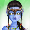 Avatar make-up spel