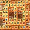 Azteekse relikwie Mahjong spel