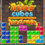Aztec Cubes Treasure game