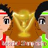 Campionato di pallacanestro gioco
