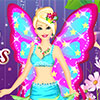 Barbie Fairy Dress Up juego