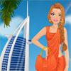 Barbie meglátogatja Dubai játék