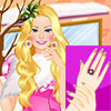 Barbi Winter Manicure spel