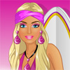 Barbie va surf gioco