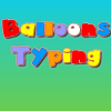 Balloons Typing game