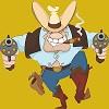 Slechte Cowboys spel