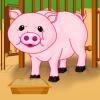 Piggy babyverzorging spel