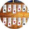 игра Бейкер s десятка пасьянсов