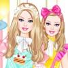 Barbie-pâtissier jeu