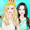 Barbie Greek Princess game