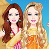 Barbie Summer Break spel