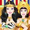 Barbie Egyptian Princess game