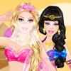 Barbie Arabisch prinses spel