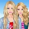 Barbie Denim stil oyunu