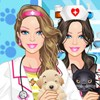 Barbie Pet Doktor Spiel