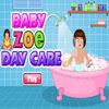 Baby Zoe Tagespflege Spiel