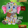 Baby elefant Accident Care joc