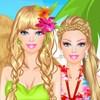 Barbie Hawaii oyunu
