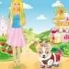 Barbie y su lindo perro juego