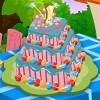 Babys 1st Birthday Cake joc