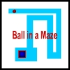 Ball in a Maze game