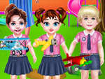 Baby Taylor Daily Life In Kindergarten game