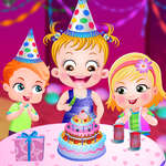 Baby Hazel Birthday Party game
