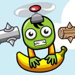банан хеликоптер люлка игра