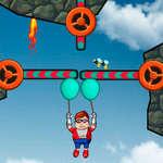 игра Воздушный шар Герой 2