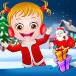 Baby Hazel Christmas Surprise jeu