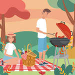 Barbecue Picnic Hidden Objects game