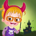 Baby Hazel Halloween Castle game