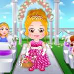 Baby Hazel Flower Girl game
