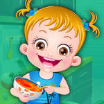 Baby Hazel Kitchen Fun game