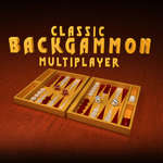 Backgammon Multiplayer Spiel