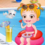 Baby Hazel Summer Fun game