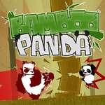 Панда от бамбук игра