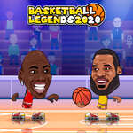 Basketball Legends 2020 game
