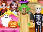 Бебе Тейлър Хелоуин приключение игра