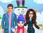 Baby Taylor Snow Fun game