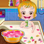 Baby Hazel Royal Bath game