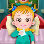 Baby Hazel Goes Sick game
