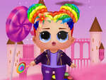 Baby Dolls Surprise Dress Up game