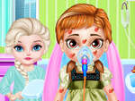 Baby Princess Bee Injury game