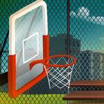 Basketball Maschinengewehr Spiel
