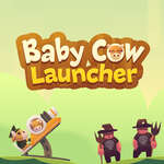 Baby Cow Launcher game