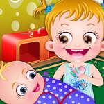 Baby Hazel Sibling Surprise game