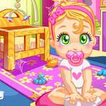 Baby Puppe Haus Reinigung Spiel