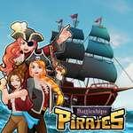 Slagschepen Piraten spel